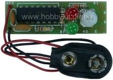 1101 Tестер за транзистори, диоди и вериги